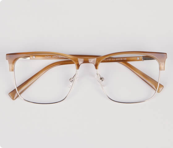 Browline glasses for all