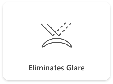 Eliminates Glare sunglasses
