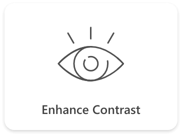Enhance Contrast sunglasses