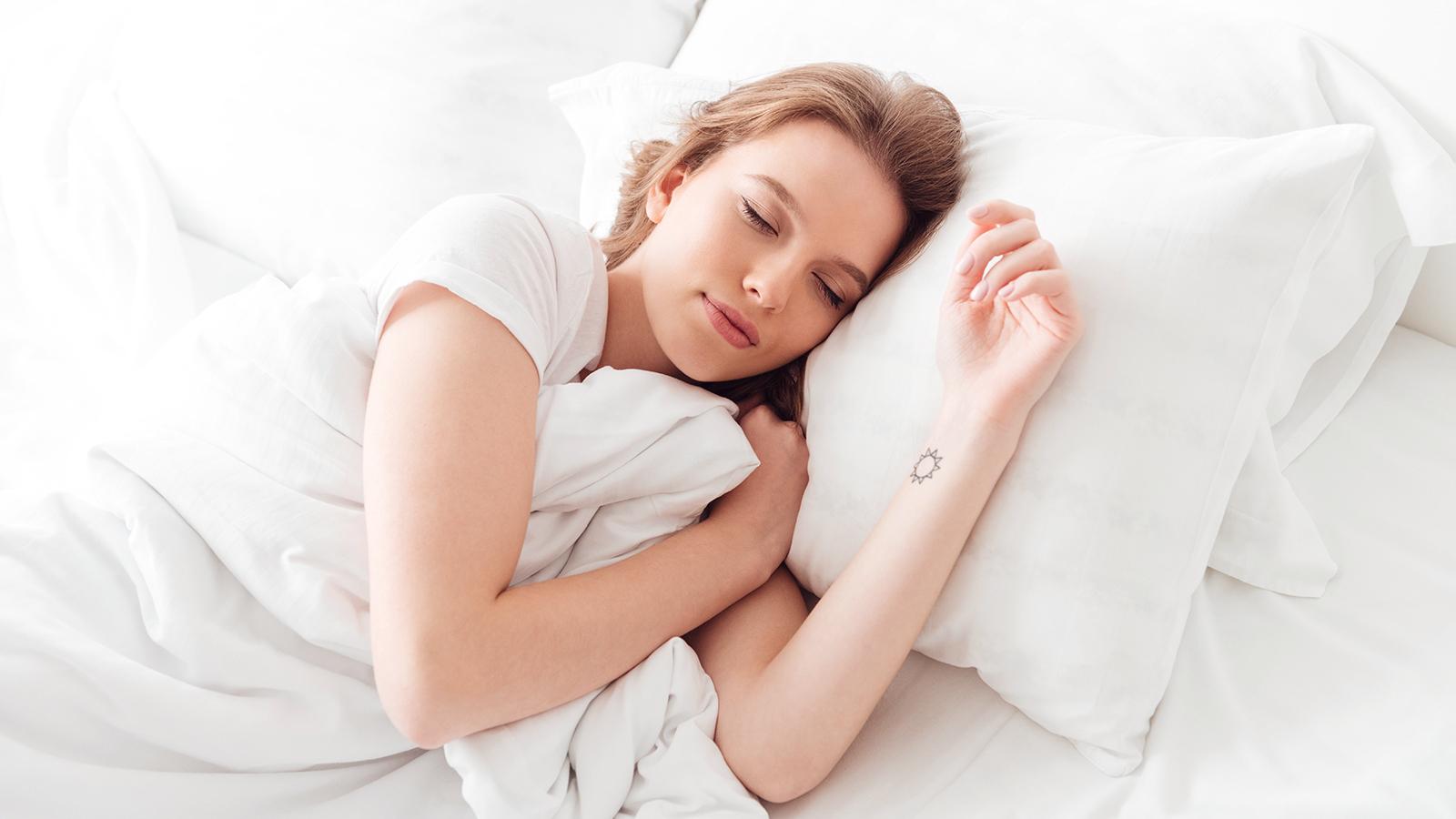 Get good hours of sleep