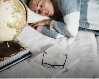 digital eye strain glasses improve Sleeping Pattern