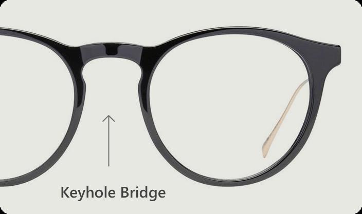 Keyhole Bridge glasses_1