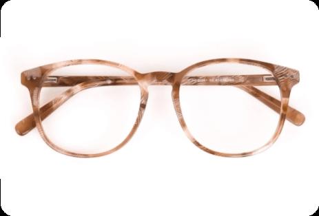 Latest Trend Marble Eyeglasses3