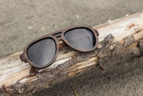 Wooden Frame Glasses t2