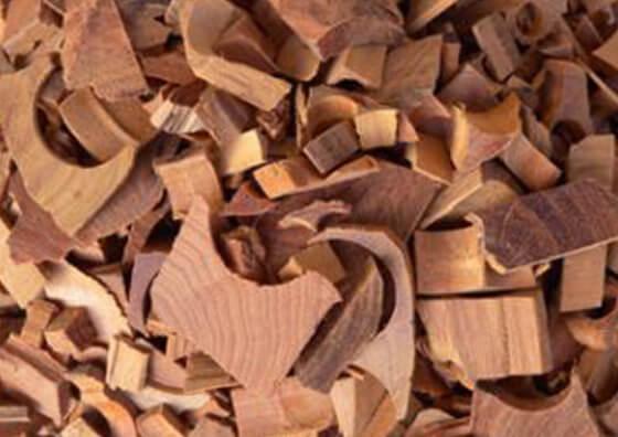 Wooden Frame scent