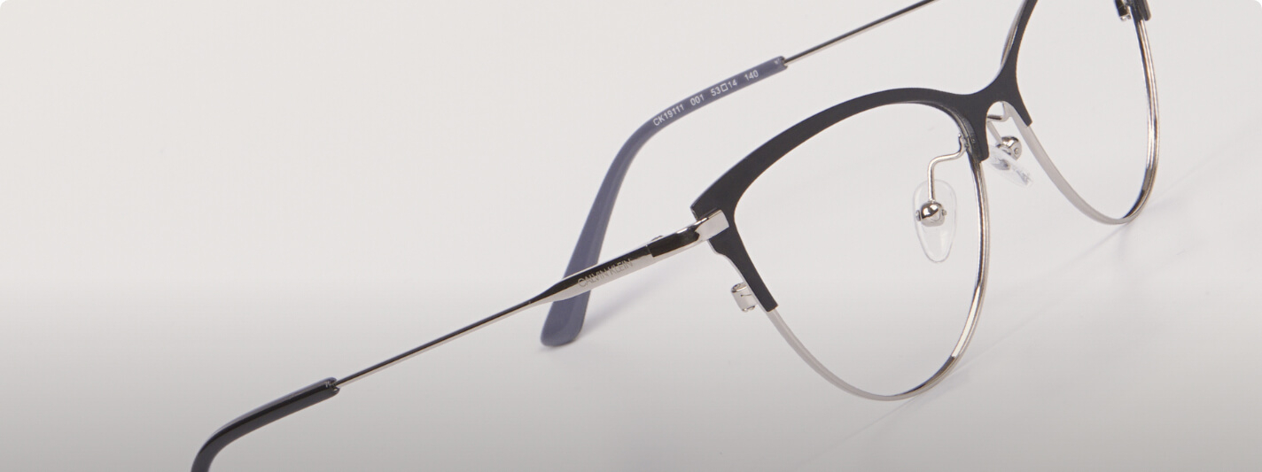 calvin klein glasses browline