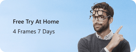 free try at home 4frame 7 days