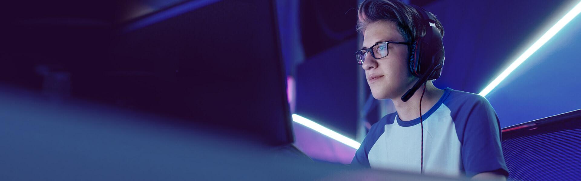 UK Gaming Glasses