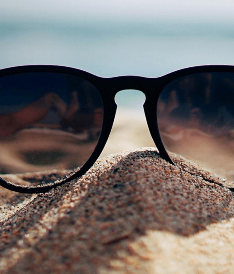Keyhole Bridge Sunglasses
