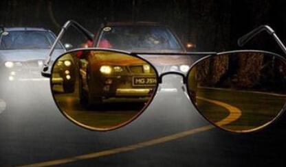 mirrored Anti glare