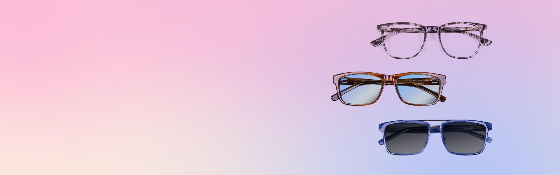 Lenses for eyeglasses