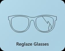 specscart reglaze glasses apologies