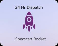 specscart rocket 24hr dispatch