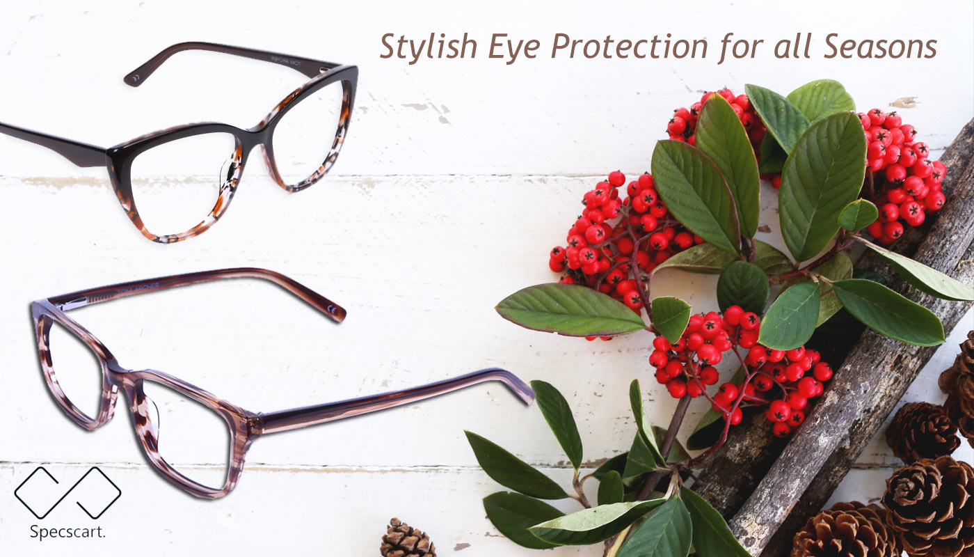 Stylish Eye Protection for all Seasons