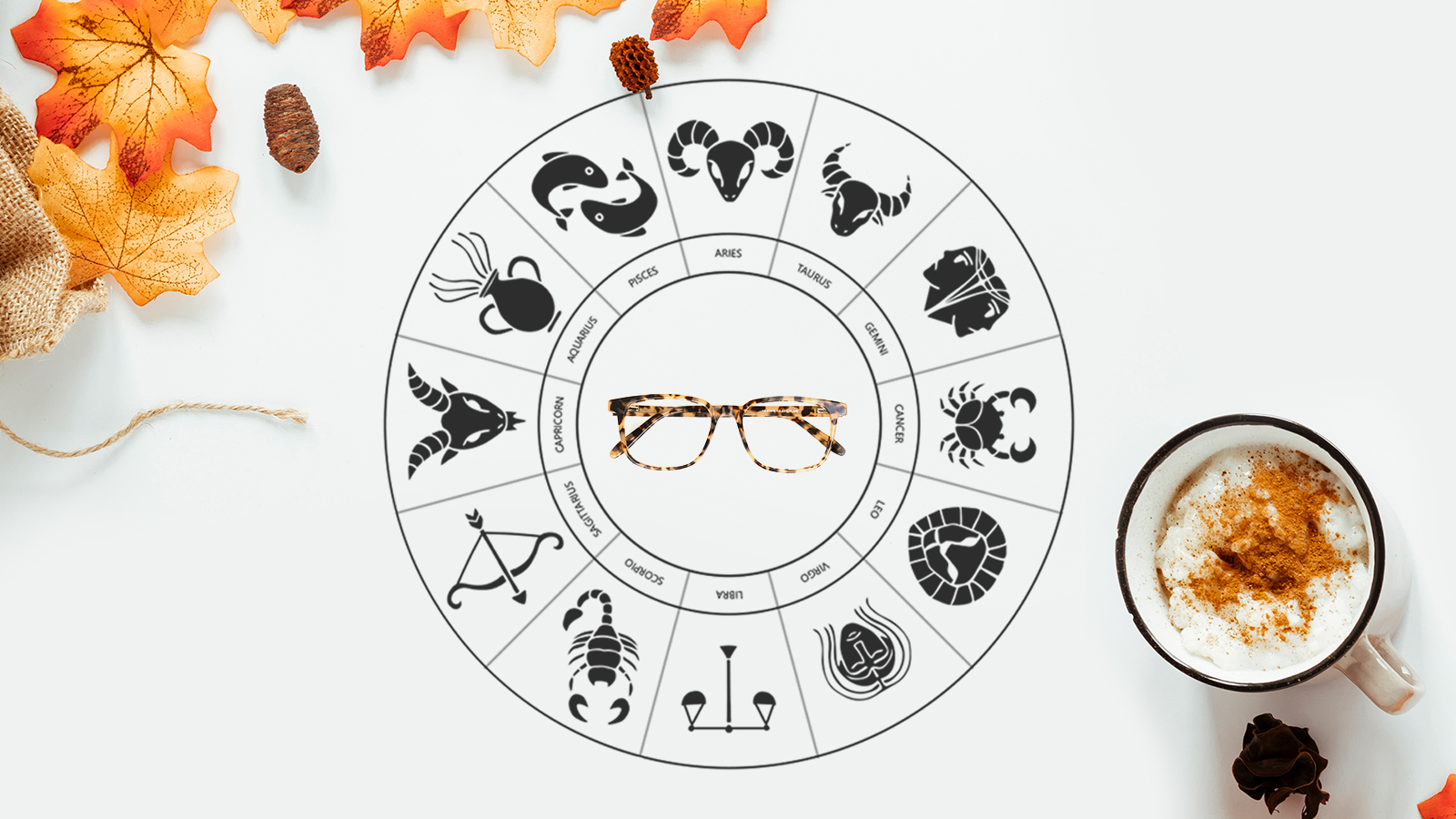 Capture zodiac inspired imaginations - Eyewear trends 2019