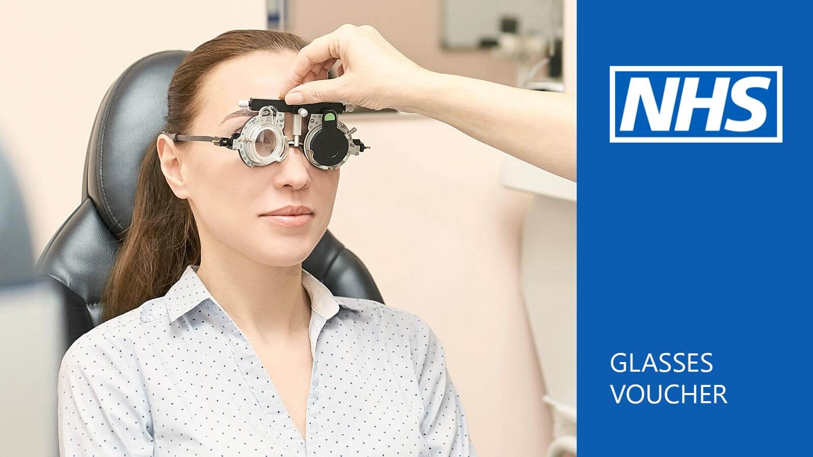 NHS glasses voucher - How much is it worth and what's the eligibility criteria?