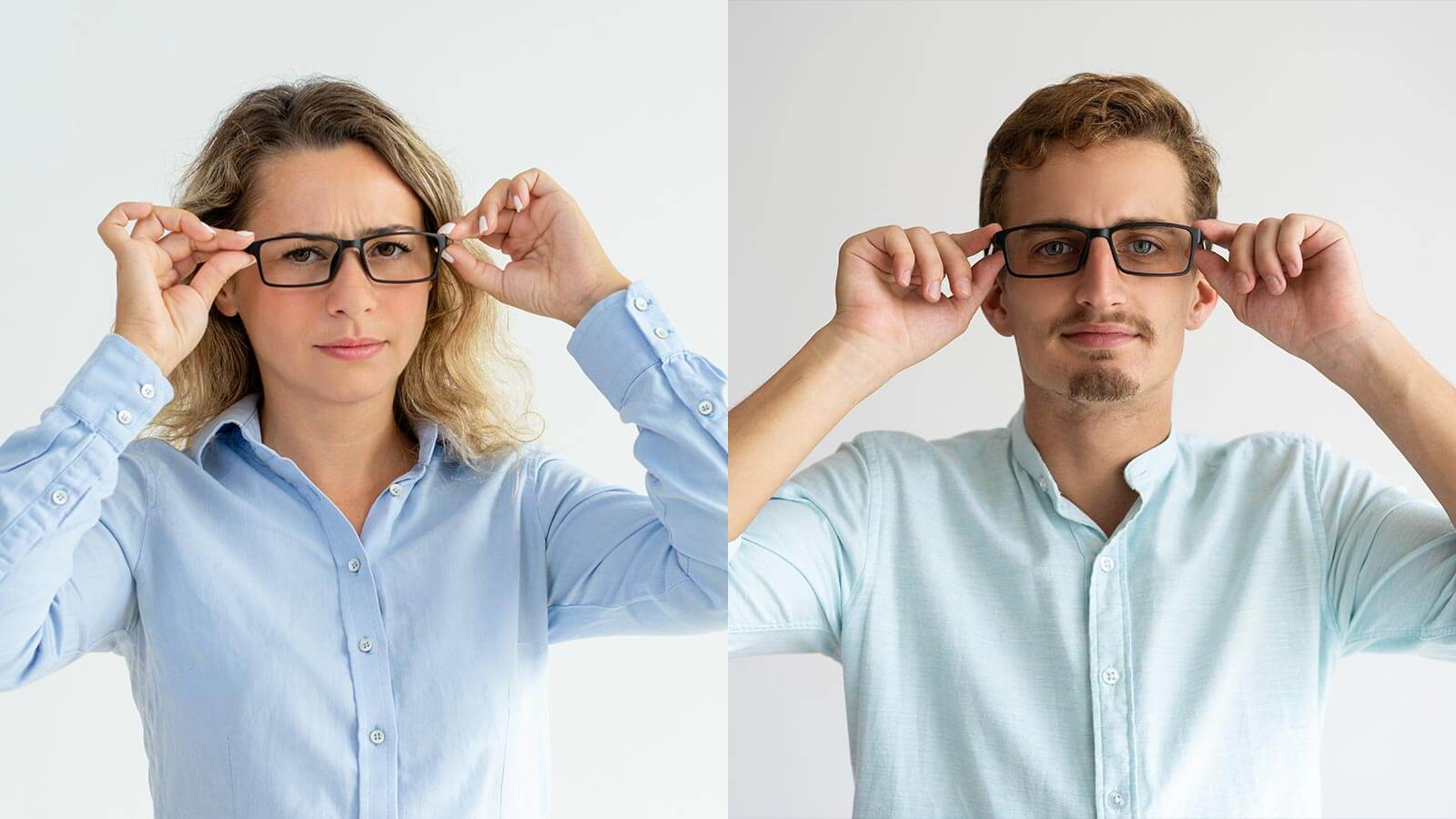 Does adjusting to new glasses make your life tough?