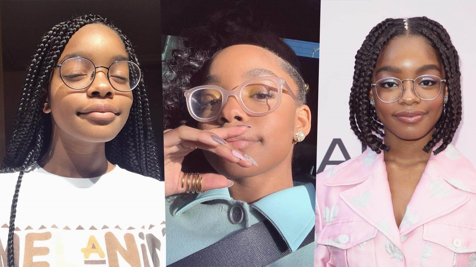 Sass up One Level With Marsai Martin Glasses