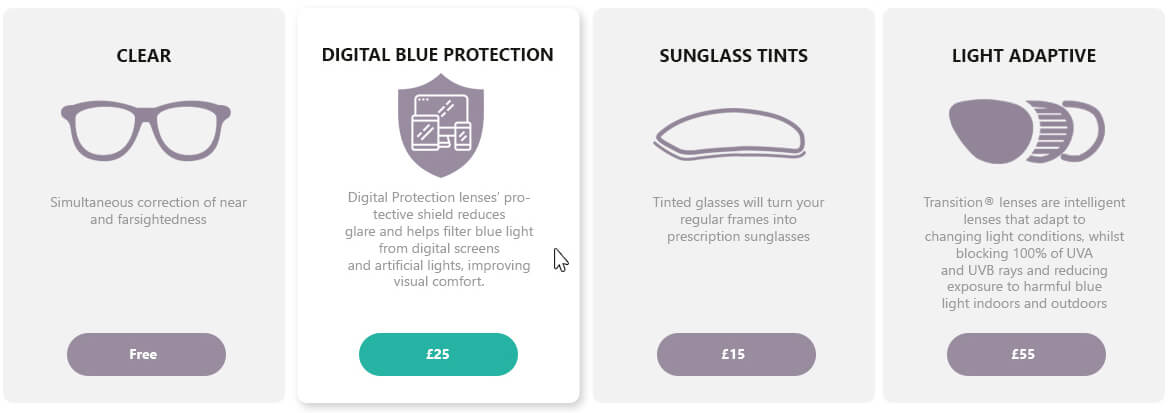 Specscart Help You For Choosing Digital Blue Lenses